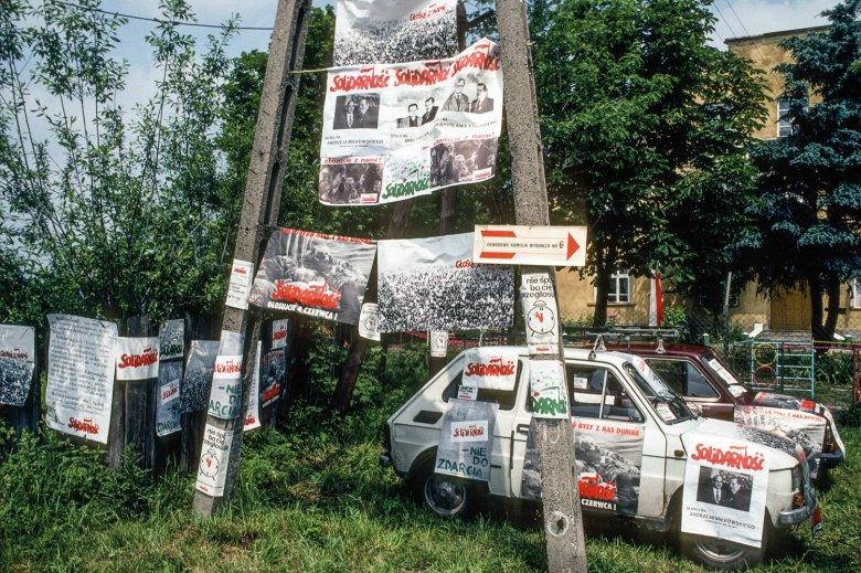 4 czerwca 1989, podwarszawska wieś
