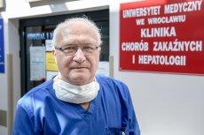 Prof. Krzysztof Simon krytykuje Mateusza Morawieckiego