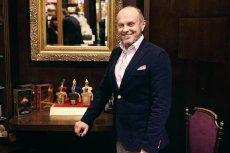 Sergio Momo w Perfumerii Quality