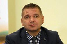 Podpułkownik Maciej Karczyński, rzecznik ABW