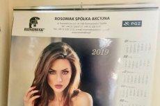 Zdjęcie kalendarza udostępniła posłanka PSL.