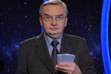 Tadeusz Sznuk będzie teraz prowadził swój program w TVP1.