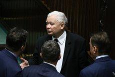 """""""Wyborcza"""": PiS boi się utraty Senatu."""