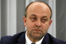 Łukasz Piebiak zarabiał w ministerstwie sprawiedliwości 26 tys. brutto miesięcznie. Dostał też trzymiesięczną odprawę ponad 30 tys. zł brutto.