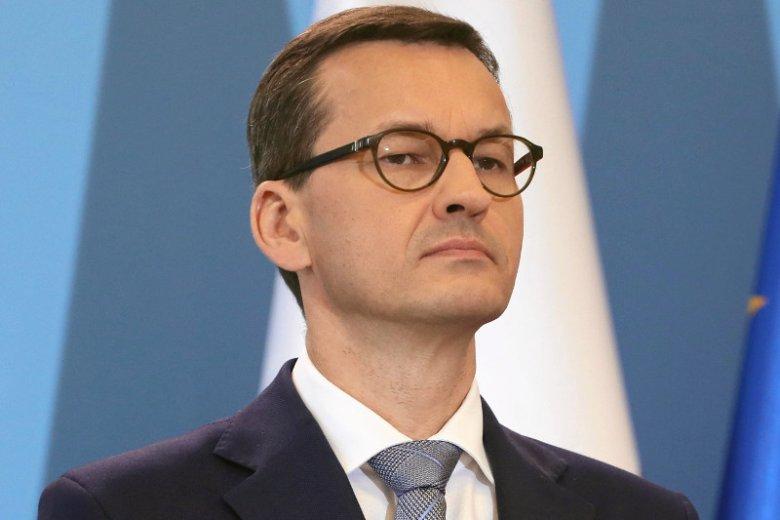 Mateusz Morawiecki przyznał, że Polska nie daje zgody na zaostrzenie celu klimatycznego w UE.
