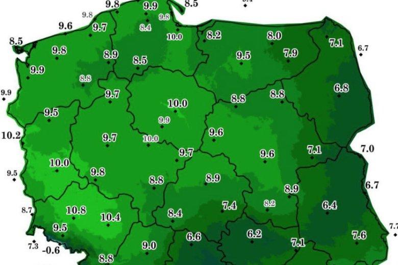 Średnia temperatura na początku stycznia jest co najmniej zaskakująca. Także w lutym w Europie ma być ekstremalnie ciepło.