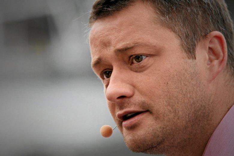 Jarosław Kuźniar chciałby poprowadzić program podróżniczy.