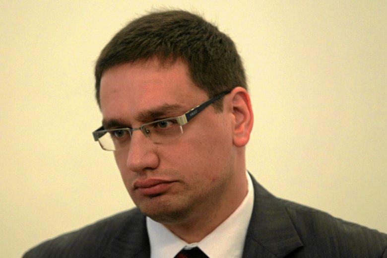 Mirosław Wróblewski, dyrektor ZespołuPrawa Konstytucyjnego, Międzynarodowego i Europejskiego BRPO.