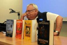 Andrzej Sapkowski został uhonorowany prestiżową nagrodą  World Fantasy Award.