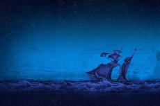 """""""Bezgwiezdne Morze"""" to druga fantastyczno-romantyczna powieść Erin Morgenstern, autorki bestsellerowego """"Cyrku nocy""""."""