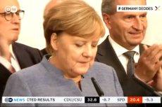 To już oficjalnie, a nie tylko sondażowe, wyniki wyborów parlamentarnych w Niemczech.