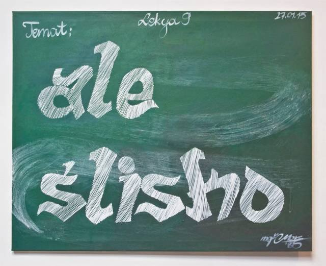 Nowy Sącz, to tu Mgr Mors zaczął uczyć Polaków, jak się poprawnie pisze po polsku