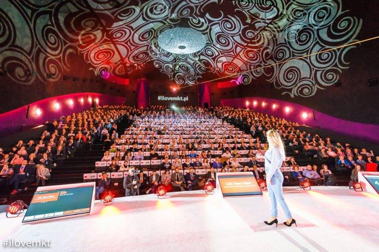 I Love Marketing to największa konferencja marketingowa w Polsce. Kolejna edycja tego wydarzenia odbędzie się 22-25 października w Multikinie Złote Tarasy w Warszawie