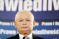 Na konferencji w Senacie zarówno prezes PiS Jarosław Kaczyński, jak i marszałek Sejmu Marek Kuchciński w pogardliwy sposób wypowiadali się o obowiązujące konstytucji.