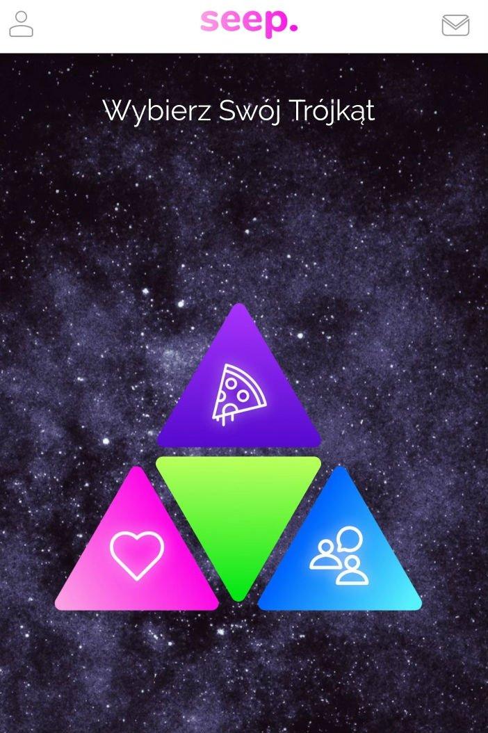 Tutaj trójkąty dzielą i rządzą.