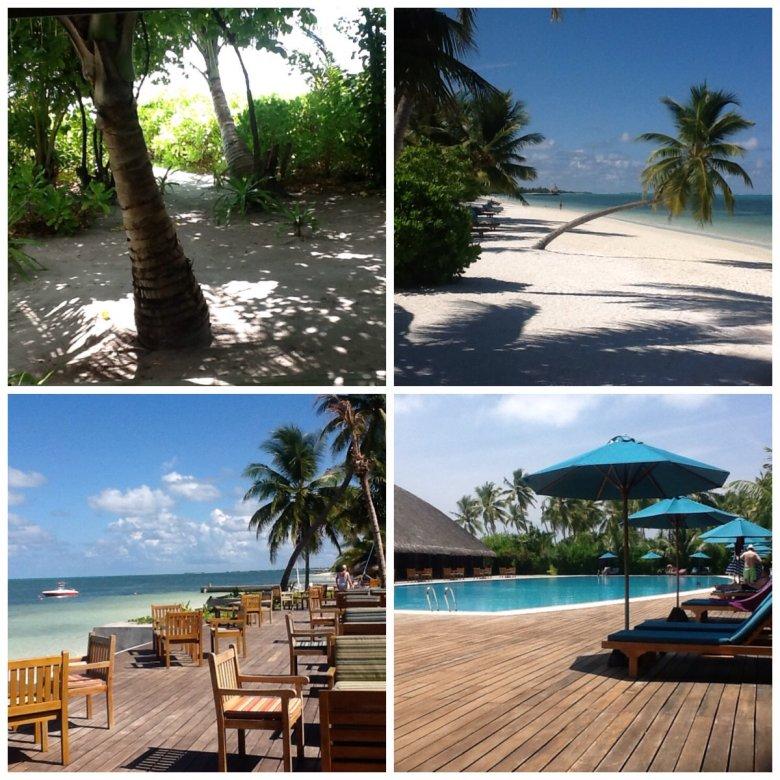 Herrathere Island Resort, Addu Atol, Malediwy