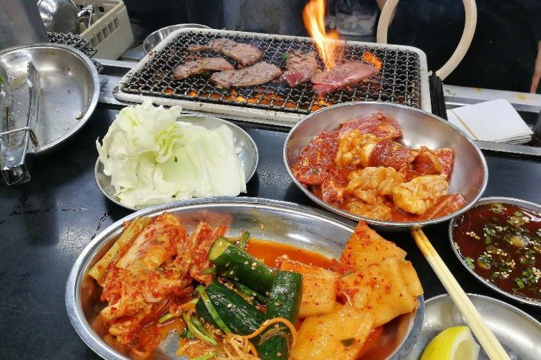 Nie Tylko Bibimbap I Kimchi Co Zjemy W Koreańskich