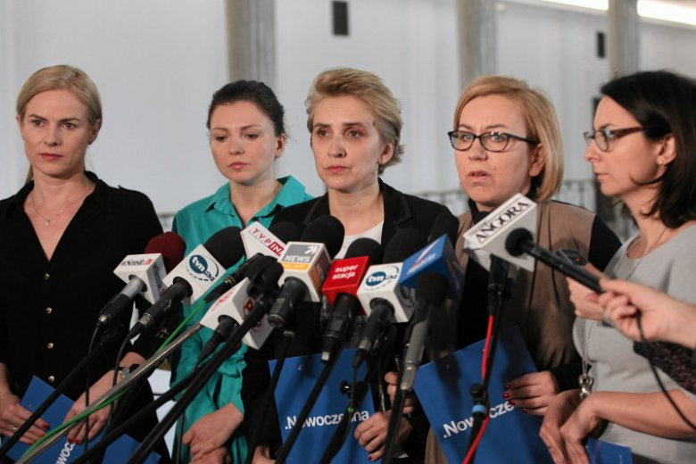 Posłanki Nowoczesnej od półtora roku mocno działają w polskiej polityce.