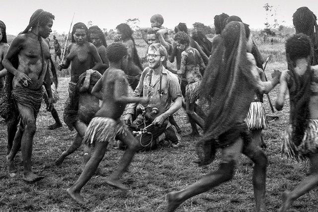 Rockefeller w Papui-Nowej Gwinei