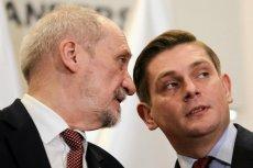 Wirtualna Polska: Bartosz Kownacki miał zostać odwołany ze stanowiska wiceministra obrony narodowej.