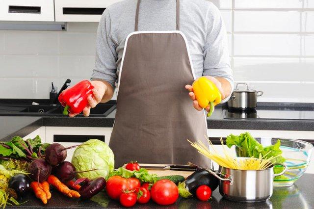 Gotowanie w domu to moda ostatnich lat