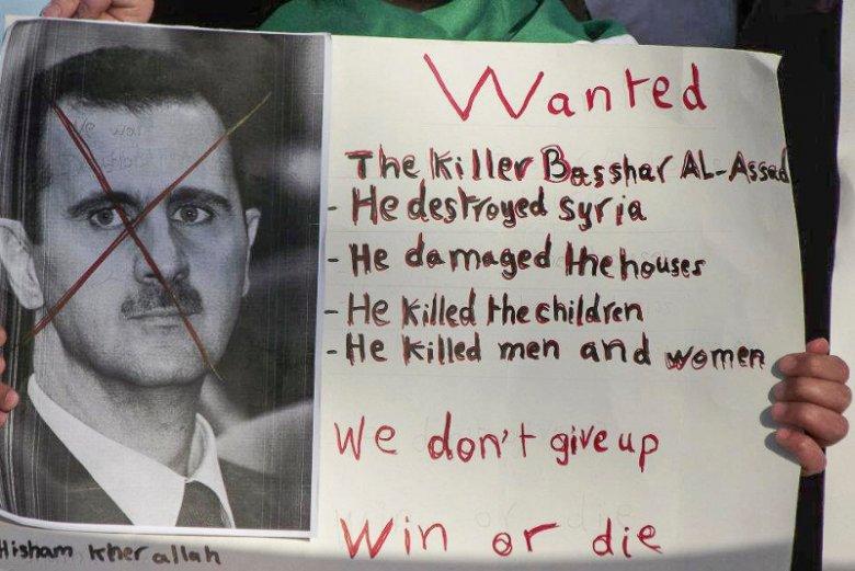 Pośród swoich rodaków Assad jest powszechnie uważany za mordercę. Jego zbrodnie są tak liczne, że nawet ludziom go popierającym ciężko jest bronić go przed niektórymi zarzutami.