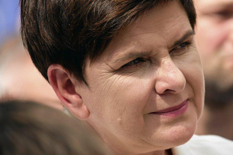 Najlepszym kandydatem na premiera byłby Mateusz Morawiecki, o ile PiS wygra wybory. Beata Szydło jest daleko w tyle.