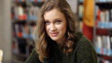 """W serialu """"Barwy szczęścia"""" Helena Englert  zagrała zbuntowaną nastolatkę Angelę"""