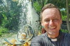 Ksiądz Michał Misiak chce odejść z Kościoła katolickiego