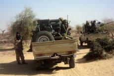 Październik 2012. Wojownicy z ludu Tuaregów, walczący z islamistami o kontrolę nad północną częścią Mali.