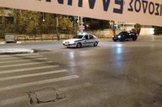 Pod siedzibą greckiej telewizji nieznani sprawcy podłożyli ładunek wybuchowy.