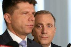 Grzegorz Schetyna, wystawiając Rafała Trzaskowskiego w wyborach na prezydenta Warszawy, sprawił, że Ryszard Petru poczuł się wykiwany.