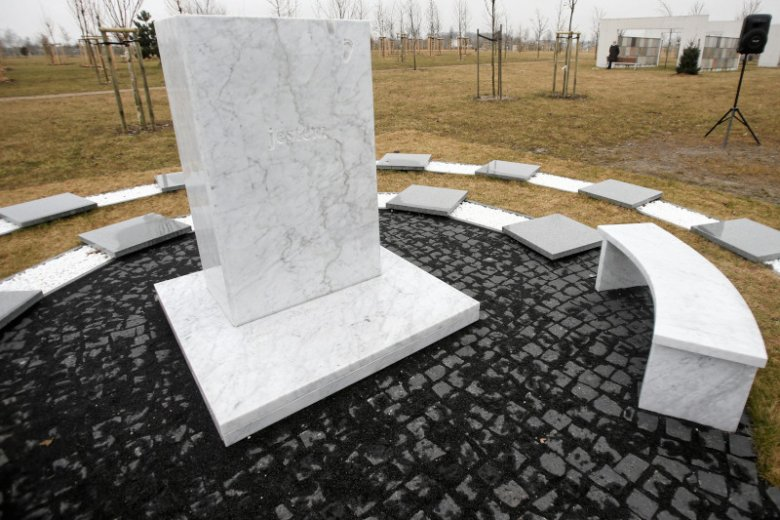 Grobowiec Dzieci Utraconych  na Cmentarzu Zachodnim w Szczecinie