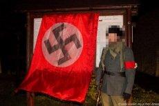 """Czy zdjęcie harcerza stojącego obok nazistowskiej to już dowód na """"faszyzm""""?"""
