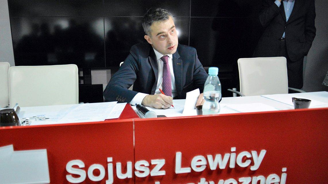 Wiceszef SLD Krzysztof Gawkowski w rozmowie z naTemat.pl komentuje wyborczą formę lewicy.