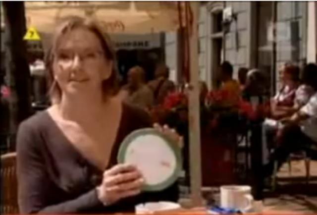 Tak w 2010 Ewa Kopacz zachwalała możliwość palenia papierosów w miejscu publicznym