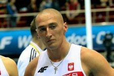 Jakub Krzewina specjalizuje się w sztafetowym biegu 4x400 metrów.