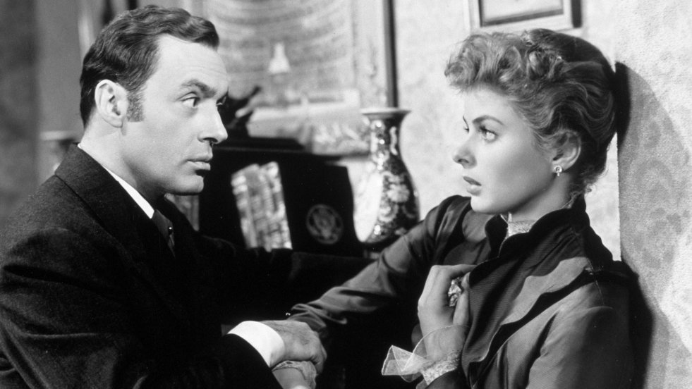 """Ingrid Bergman zagrała w filmie """"Gaslighting"""" jako 29-latka"""