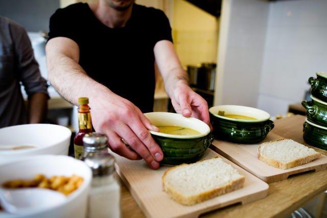 Szef Unilever zaskoczony, że Polacy lubią zupy