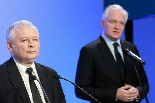 To kwestia czasu, aż Jarosław Gowin zechce wyjść z cienia Jarosława Kaczyńskiego...