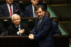 Za zmiany w prokuraturze odpowiada Zbigniew Ziobro, minister sprawiedliwości i prokurator generalny w jednym.