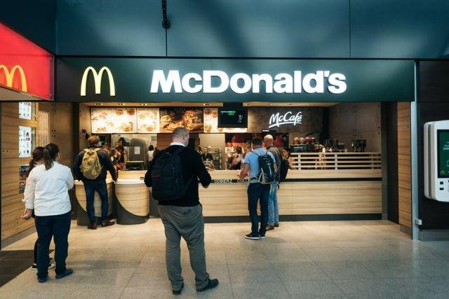 Jeden z gdańskich barów McDonald's.