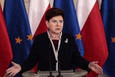 Premier Szydło opowiada jak chce pouczać UE a zapomniała , że dziś,  po dobrej zmianie, Polski nie przyjęto by do Wspólnoty.