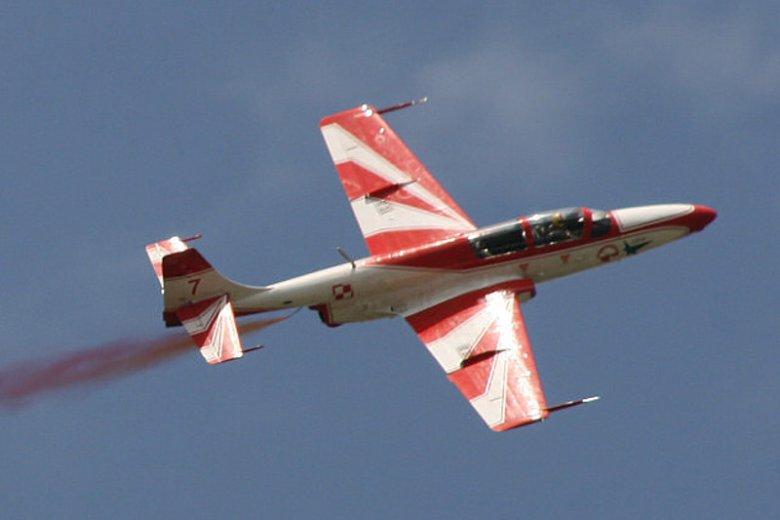 Dwa samoloty szkolno-treningowe Iskra mają uświetnić marsz prezydencki 11 listopada.