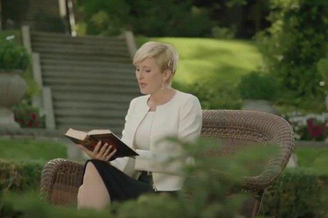 """Agata Duda zachęca do czytania """"Lalki"""""""