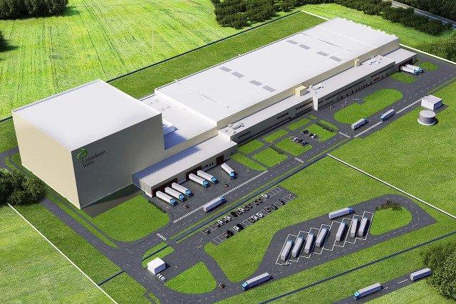 Tak będzie wyglądać jedna z największych fabryk pieczywa w Polsce