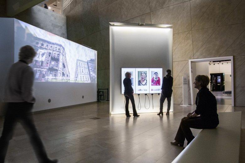 Wystawa stała galeria Powojnie (1944 do dziś)