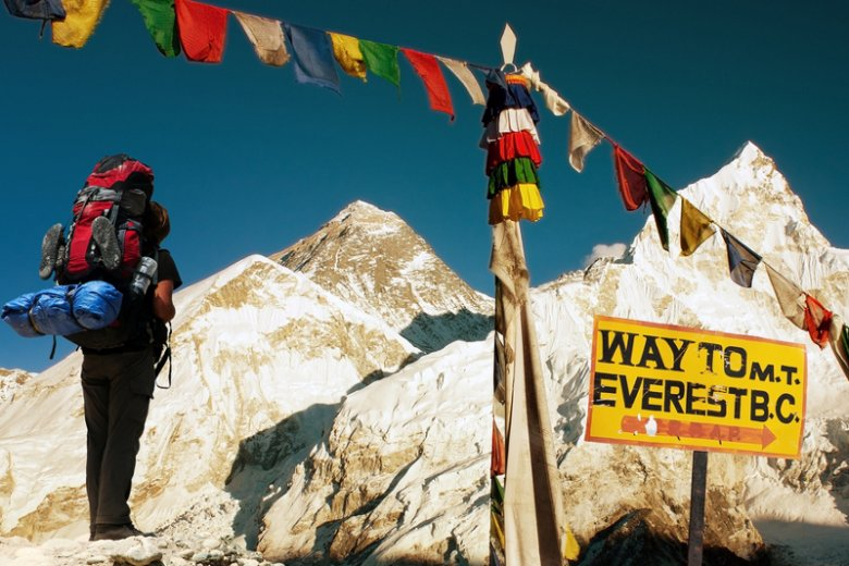 Everest już nie dla każdego?