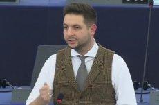 Patryk Jaki w PE przekonywał, że Polska to tolerancyjny kraj.