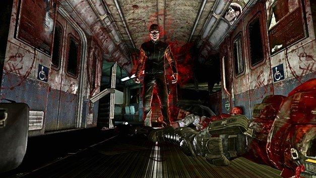 "Seria ""F.E.A.R."" może być uznana za ""klasykę horroru"" w grach wideo."